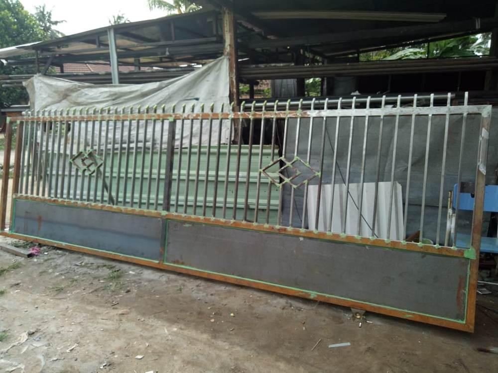 Bengkel Las Mekar Abadi 2 - Bengkel Las Mekar Abadi - Bengkel Las Jalan Bata Pekanbaru