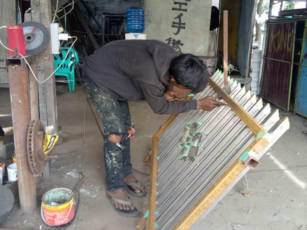 Bengkel Las Mekar Abadi 6 - Bengkel Las Mekar Abadi - Bengkel Las Jalan Bata Pekanbaru