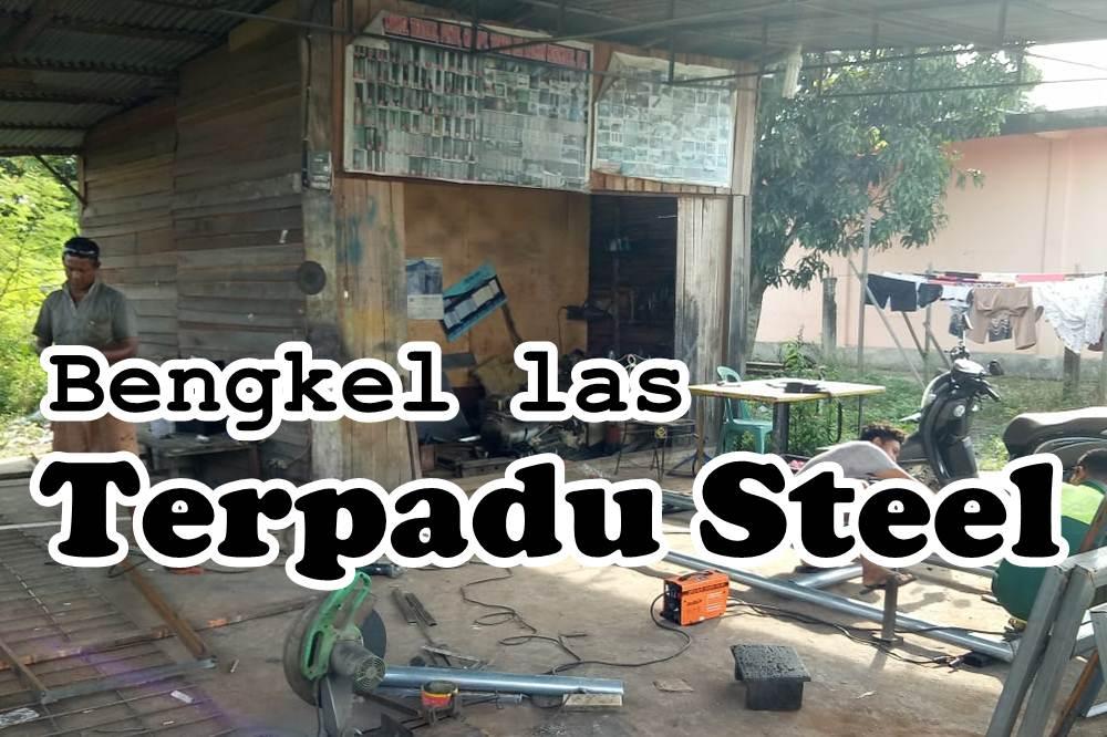 Terpadu Steel - Bengkel las Spesialis Steel Pekanbaru
