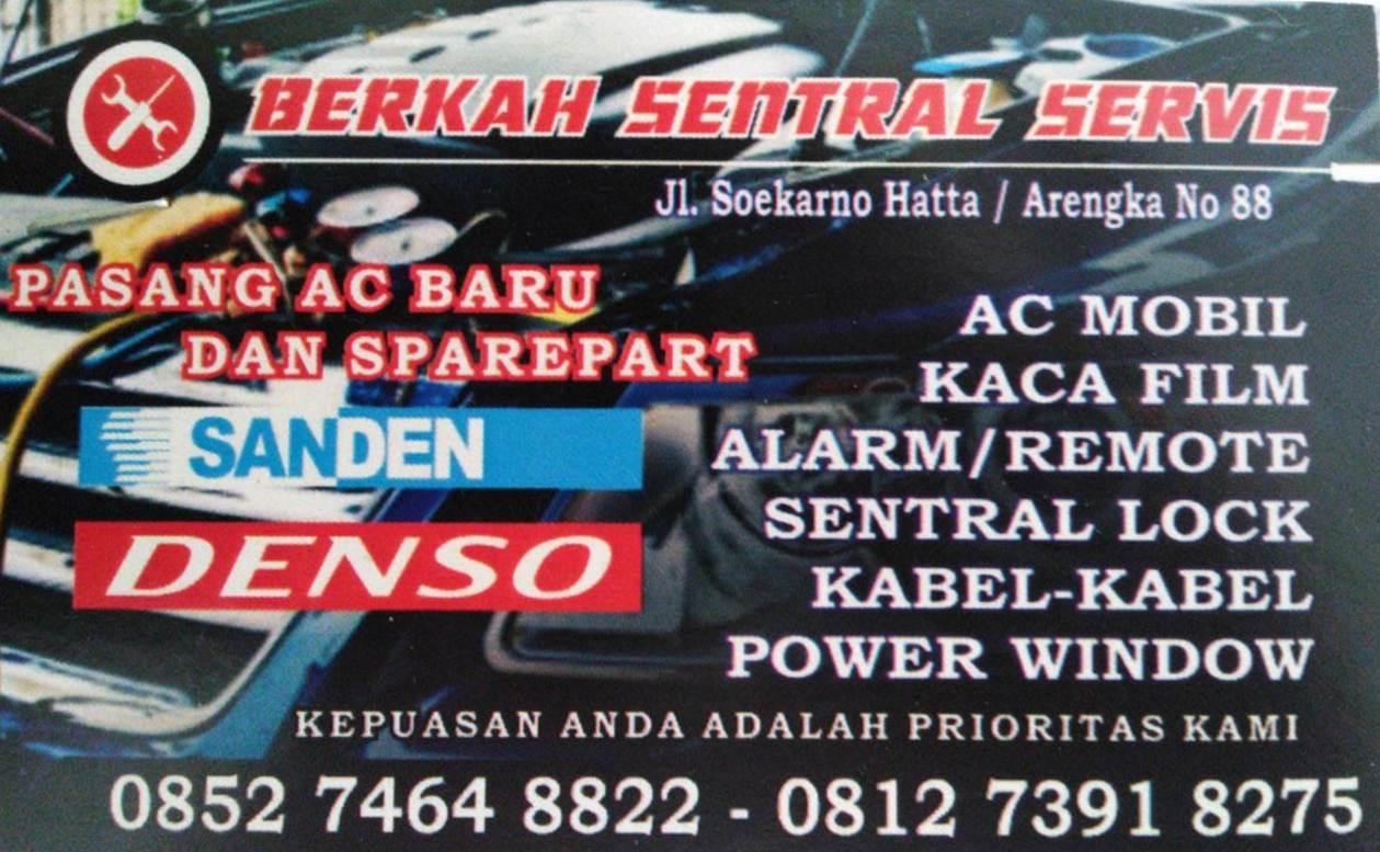 Berkah Sentral Service  - Spesialis Ac Mobil Alat Berat Pekanbaru