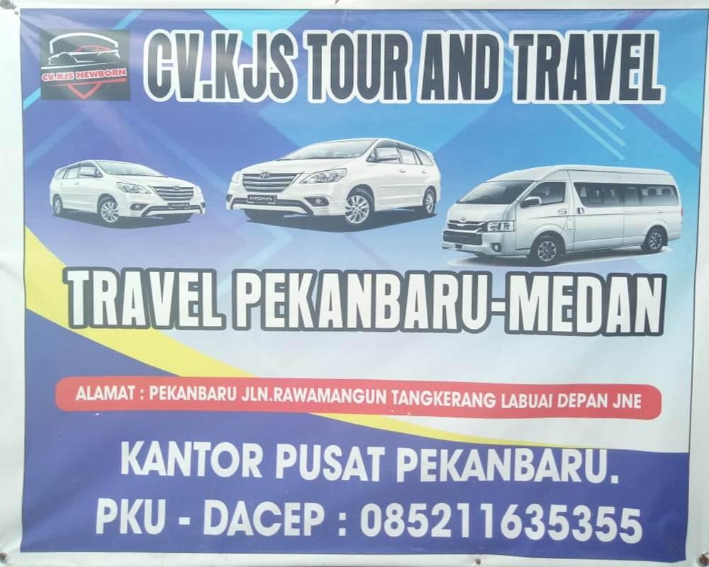CV KJS Travel 2 - CV KJS Medan Travel - Travel Jurusan Medan | Bagan Batu | Rantau Prapat | | Kisaran | Duri | Pekanbaru