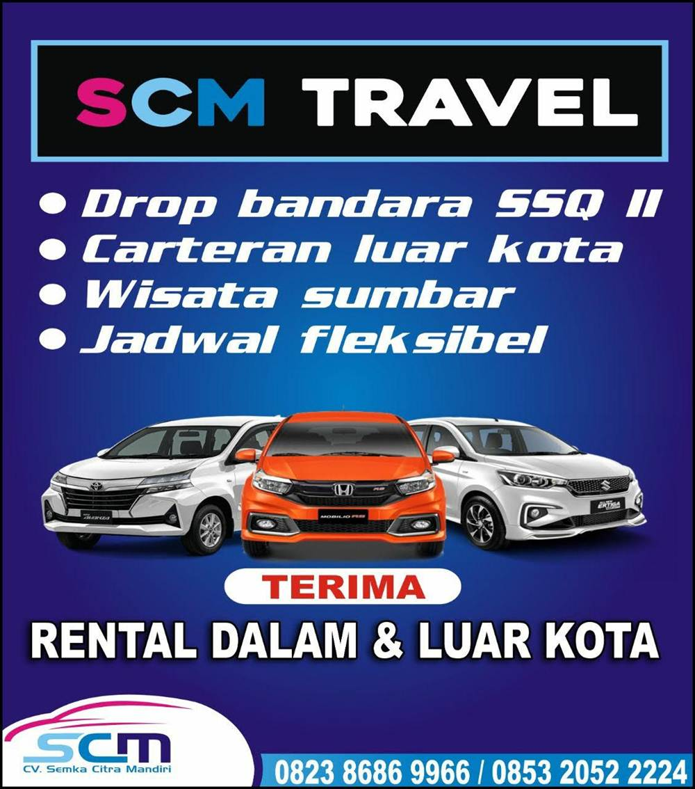 Cv Semka Citra Mandiri SCM Travel 2 - Cv Semka Citra Mandiri (SCM) Travel - Travel Jurusan Pekanbaru Kerinci Buton Taluk Kuantan Pekanbaru