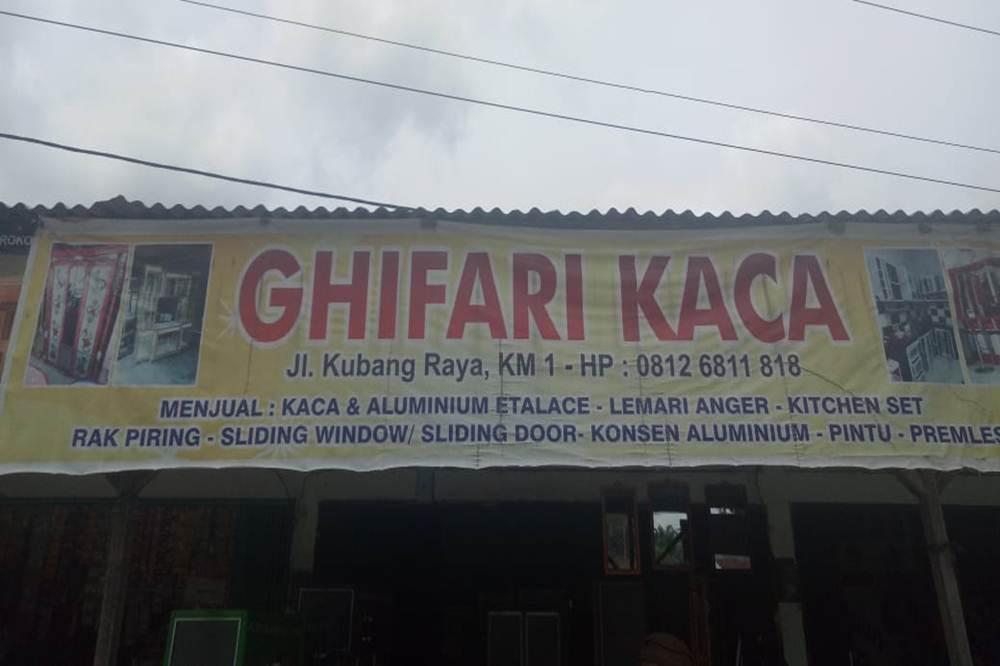 Ghifari Kaca 1 - Ghifari Kaca - Toko Kaca Kubang Pekanbaru