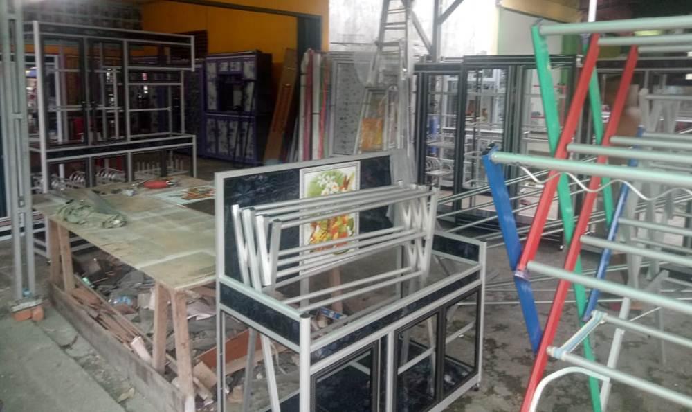 Kaca Jaya 2 - Toko Kaca dan Aluminium Kaca Jaya Pekanbaru