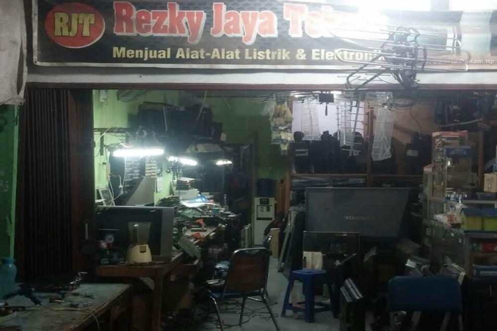 Rezky Jaya Teknik Pekanbaru
