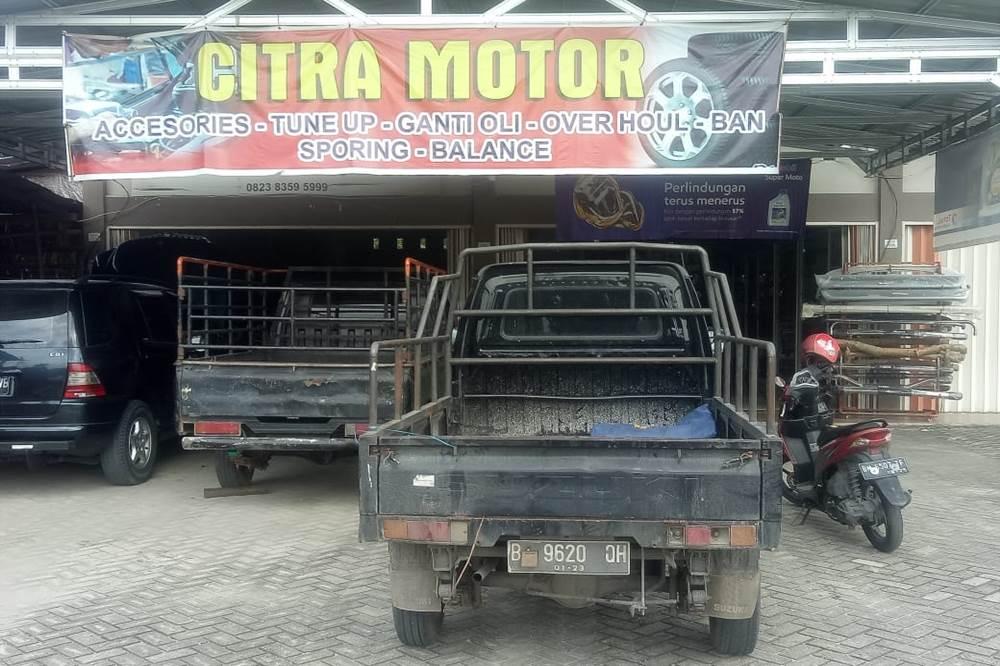 Bengkel Mobil Citra Motor - Bengkel  Mobil Air Hitam Pekanbaru