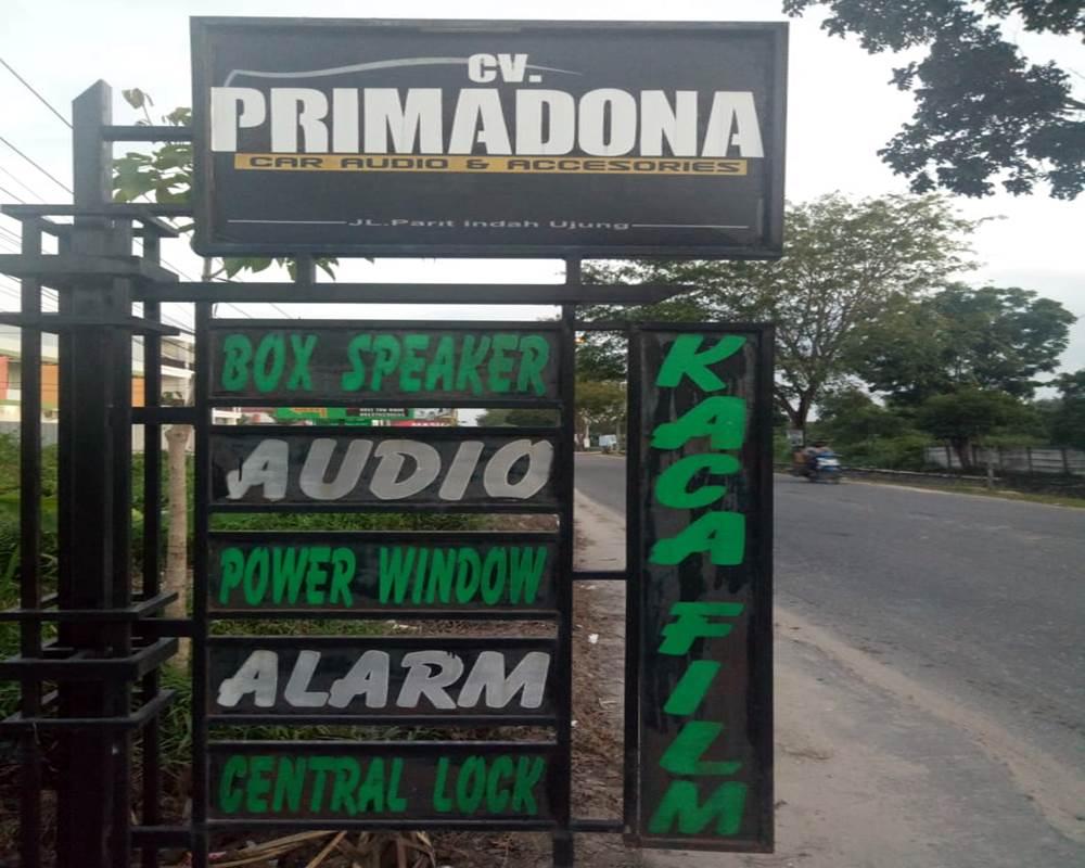 Cv Primadona 2 - Cv Primadona - Toko Car Audio dan Accessories Mobil Murah Pekanbaru