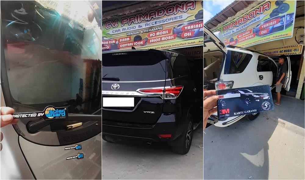 Cv Primadona 5 - Cv Primadona - Toko Car Audio dan Accessories Mobil Murah Pekanbaru