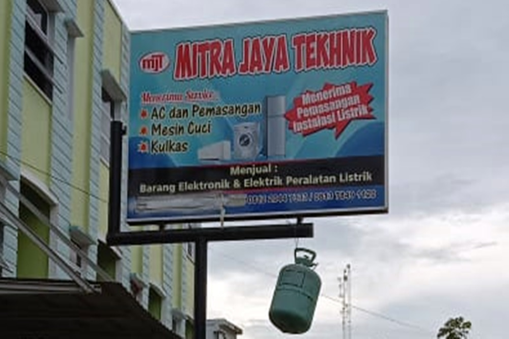Mitra Jaya Teknik 1 - Mitra Jaya Teknik - Service Elektronik Rumah dan Kantor Pekanbaru