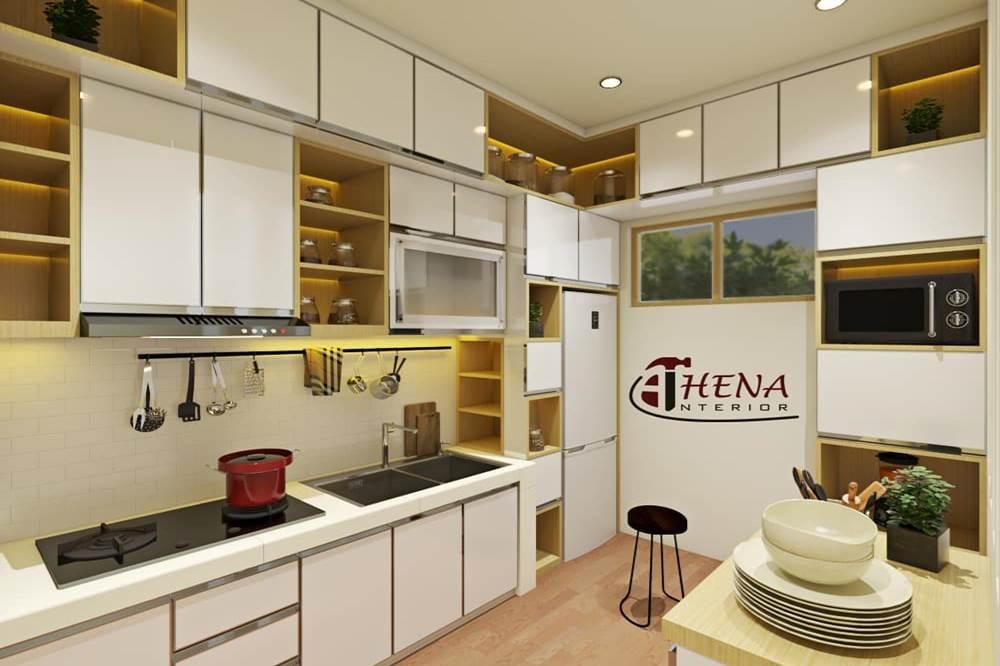 Athena Interior 1 - Athena Interior - Design Cutom Interior Pekanbaru