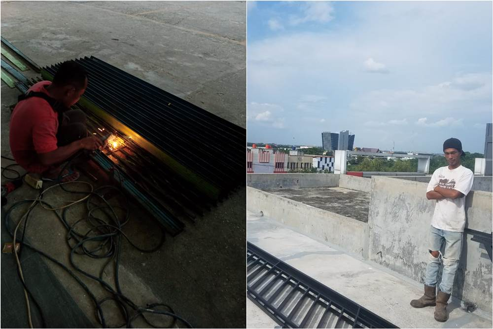 BENGKEL LAS CAHAYA STAINLESS 10 - Bengkel las Cahaya Stainless Steel Pekanbaru