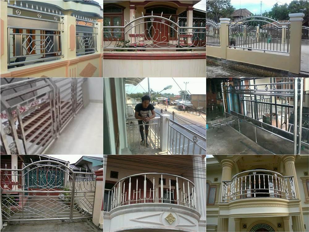 BENGKEL LAS CAHAYA STAINLESS 6 - Bengkel las Cahaya Stainless Steel Pekanbaru