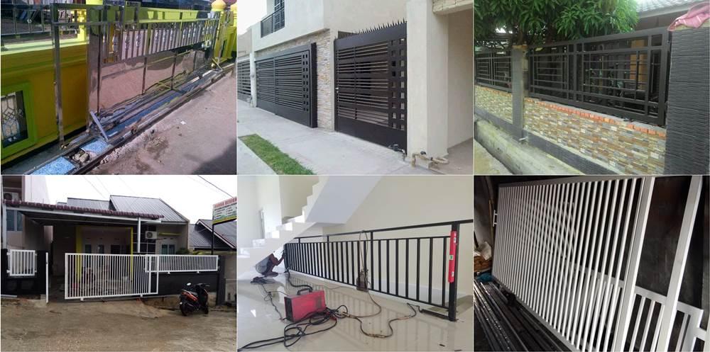 BENGKEL LAS CAHAYA STAINLESS 7 - Bengkel las Cahaya Stainless Steel Pekanbaru