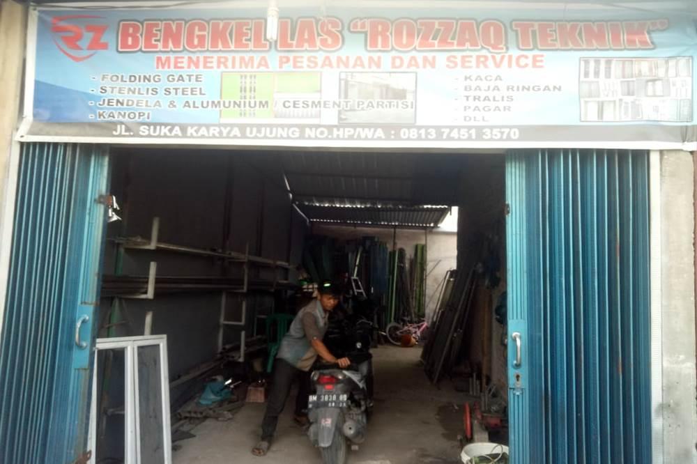 Bengkel Las Rozzaq Teknik 1 - Bengkel Las Rozzaq Teknik - Bengkel Las Daerah Kualu Pekanbaru