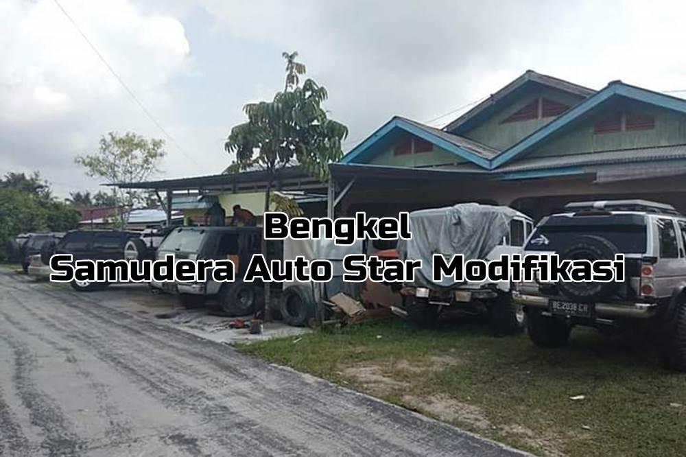 Bengkel Samudera Auto Star Modifikasi 1 - Bengkel Samudera Auto Star Modifikasi - Bengkel Cat dan Modifikasi Daerah Marpoyan Pekanbaru