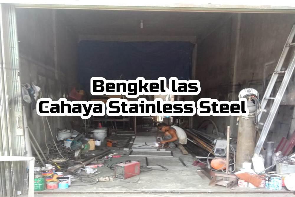 Bengkel las Cahaya Stainless Steel 1 - Bengkel las Cahaya Stainless Steel Pekanbaru