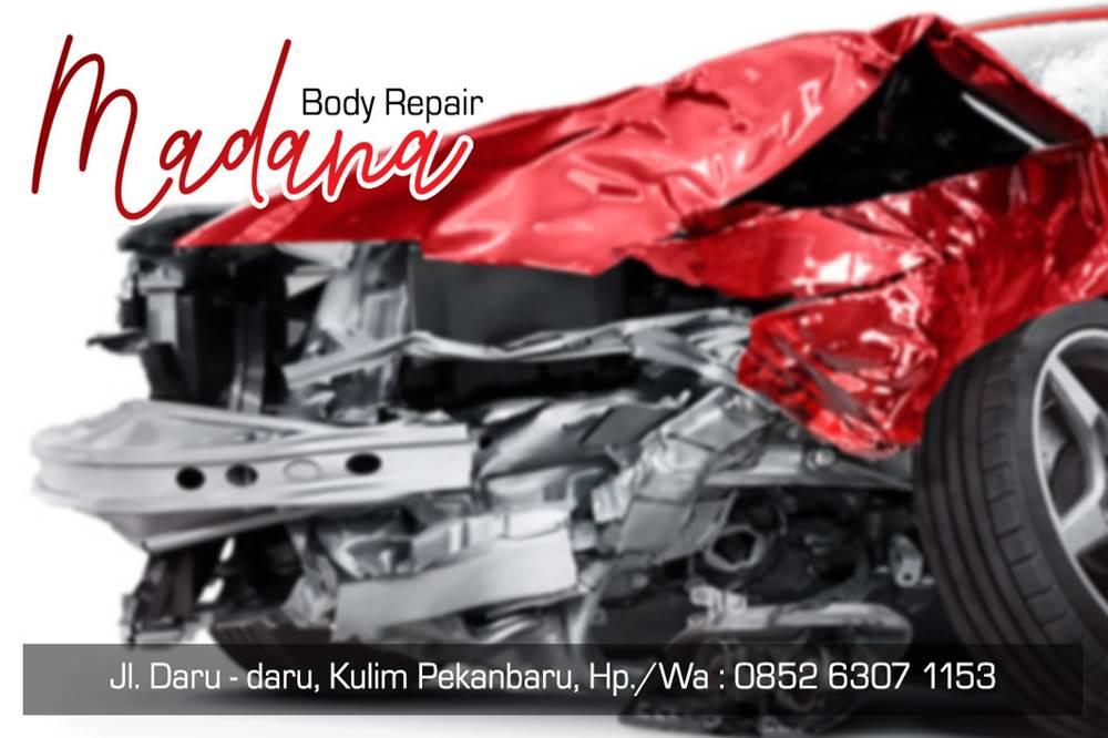 Body Repair Madana 1 - Body Repair Madana - Bengkel Body Repair dan Cat Sisip Terdekat Pekanbaru