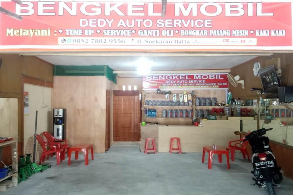 Dedy Auto Service 1 - Dedy Auto Service - Bengkel Mobil Daerah Arengka Atas Pekanbaru
