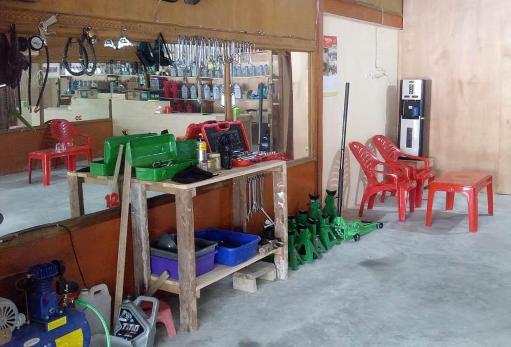 Dedy Auto Service 2 - Dedy Auto Service - Bengkel Mobil Daerah Arengka Atas Pekanbaru