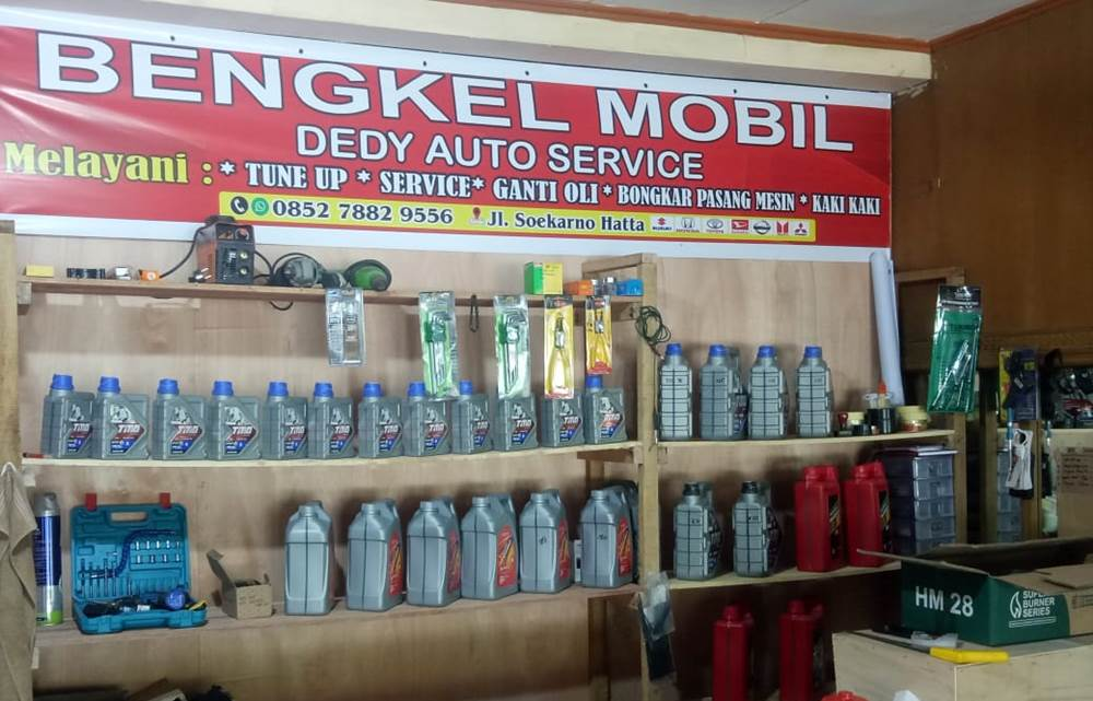 Dedy Auto Service 3 - Dedy Auto Service - Bengkel Mobil Daerah Arengka Atas Pekanbaru