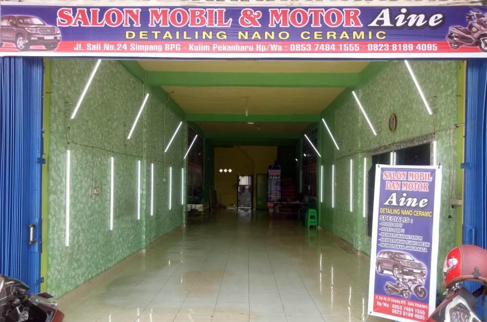 Salon Mobil Aine 2 - Salon Mobil Aine  - Salon Mobil dan Motor Terdekat Pekanbaru