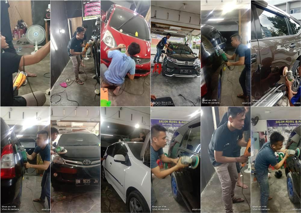 Salon Mobil Aine 4 - Salon Mobil Aine  - Salon Mobil dan Motor Terdekat Pekanbaru