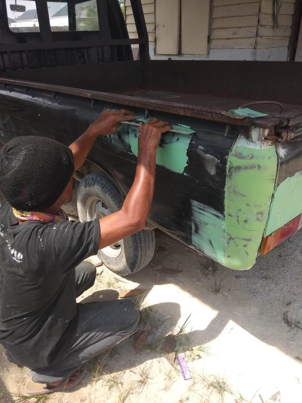 BRILLIANT AUTOMOTIF 50 - Brilliant Automotif Body Repair and Paint Specialist - Bengkel Cat dan Body Repair Daerah Labuh Baru Pekanbaru