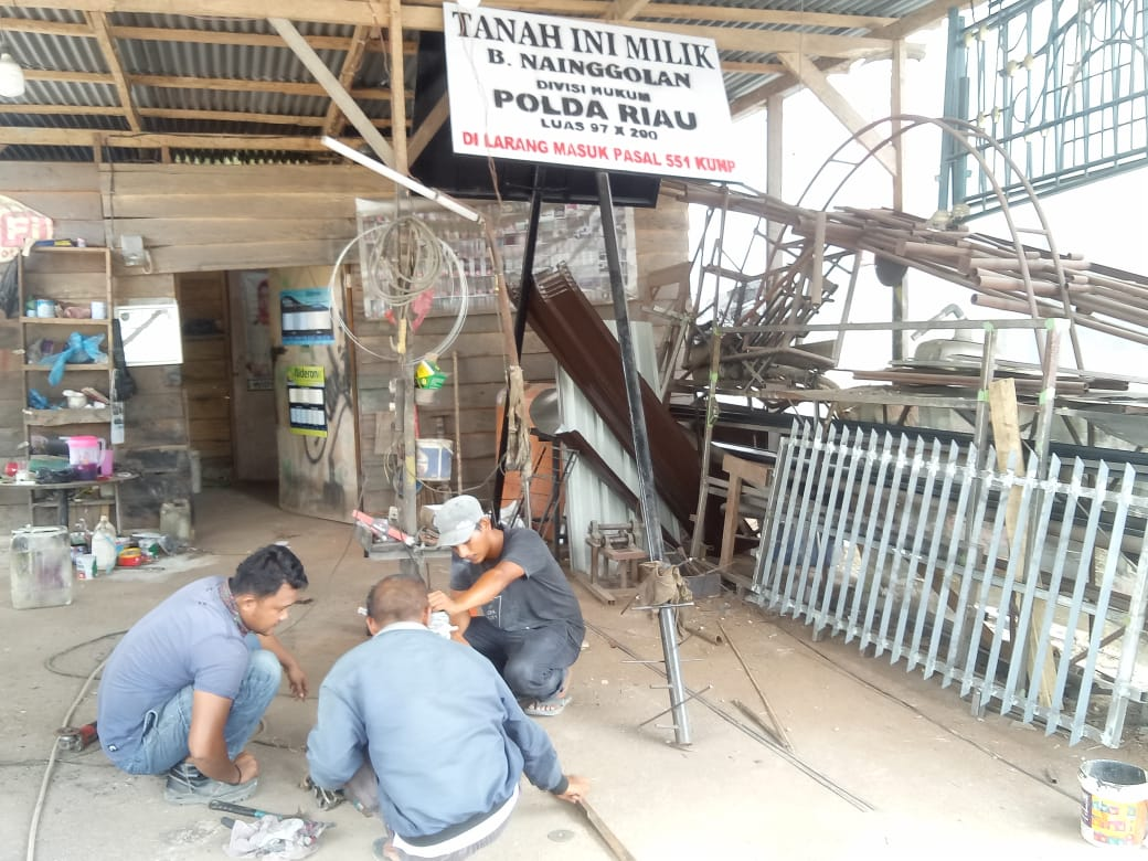 Bengkel Las Adi Jaya Steel 8 - Bengkel Las Adi Jaya Steel Pekanbaru - Bengkel Las Daerah Air Hitam