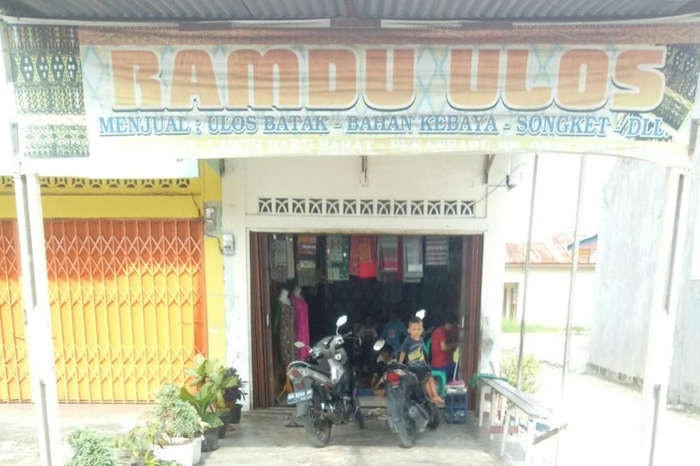 Ramandu Ulos Toko Jual Ulos dan Songket Pekanbaru 1 - Ramdu Ulos Pekanbaru