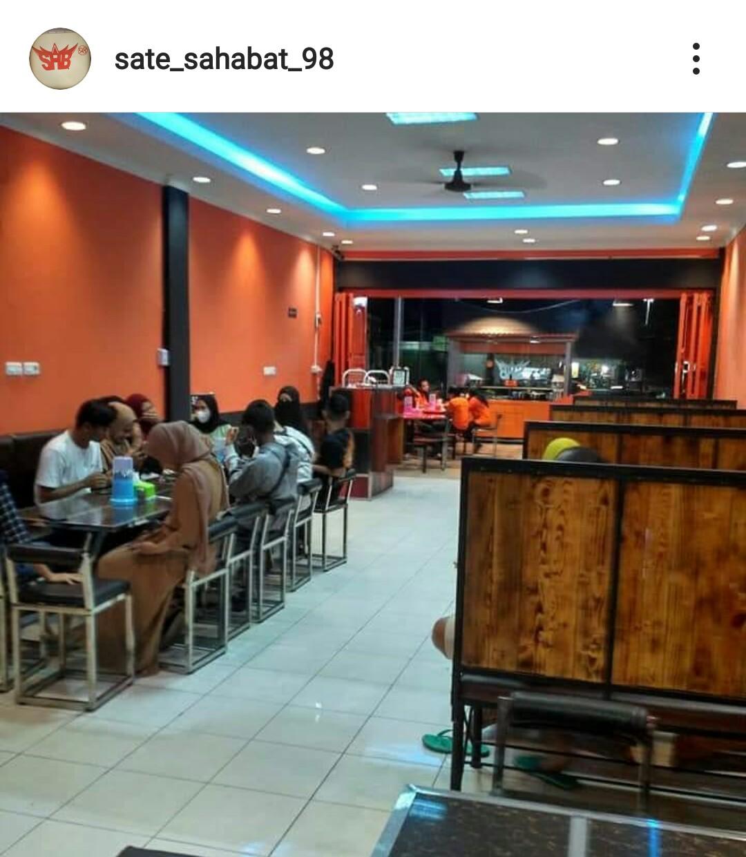 Sate dan Soto Padang Sahaba 98 3 - Sate dan Soto Padang  Sahabat 98 - Sate dan Soto Padang Enak Pekanbaru