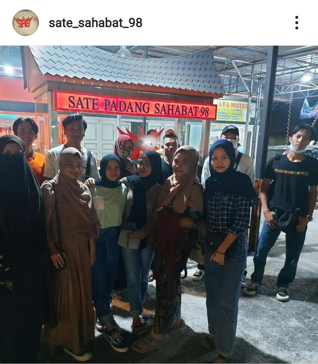 Sate dan Soto Padang Sahaba 98 8 - Sate dan Soto Padang  Sahabat 98 - Sate dan Soto Padang Enak Pekanbaru