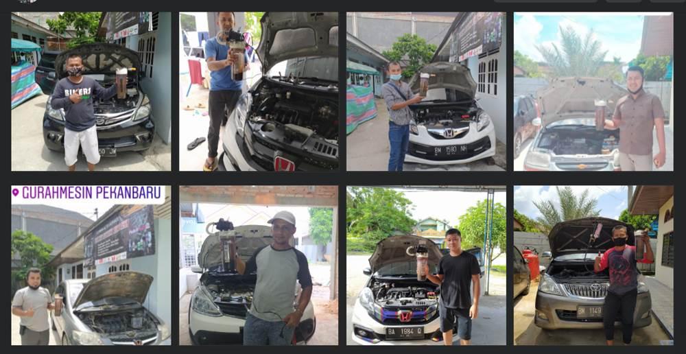 Ichwan Auto Service 3 - Spesialist Gurah Mesin dan Infus Injeksi Mobil Pekanbaru