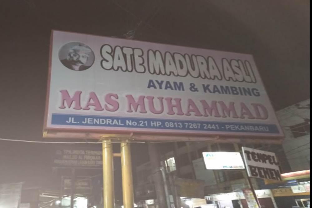 Sate Madura Mas Muhammad Pekanbaru 1 - Sate Madura Mas Muhammad Pekanbaru
