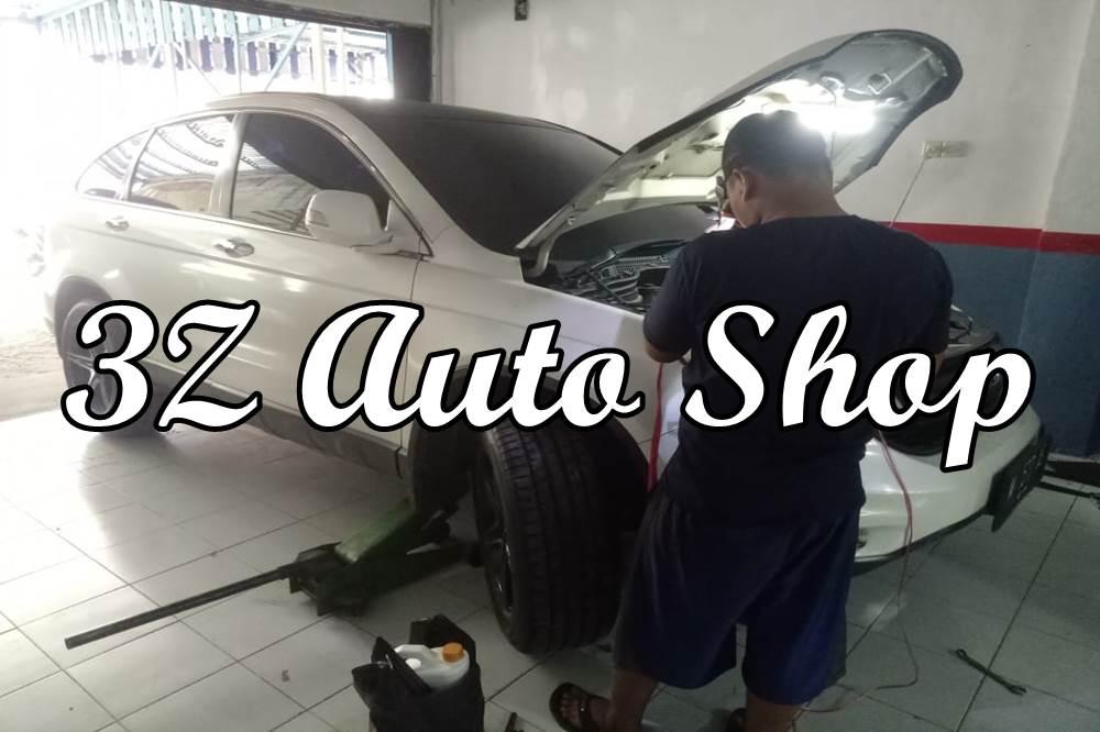 3Z Auto Shop 1 - Bengkel Mobil Terdekat Daerah Panam Pekanbaru