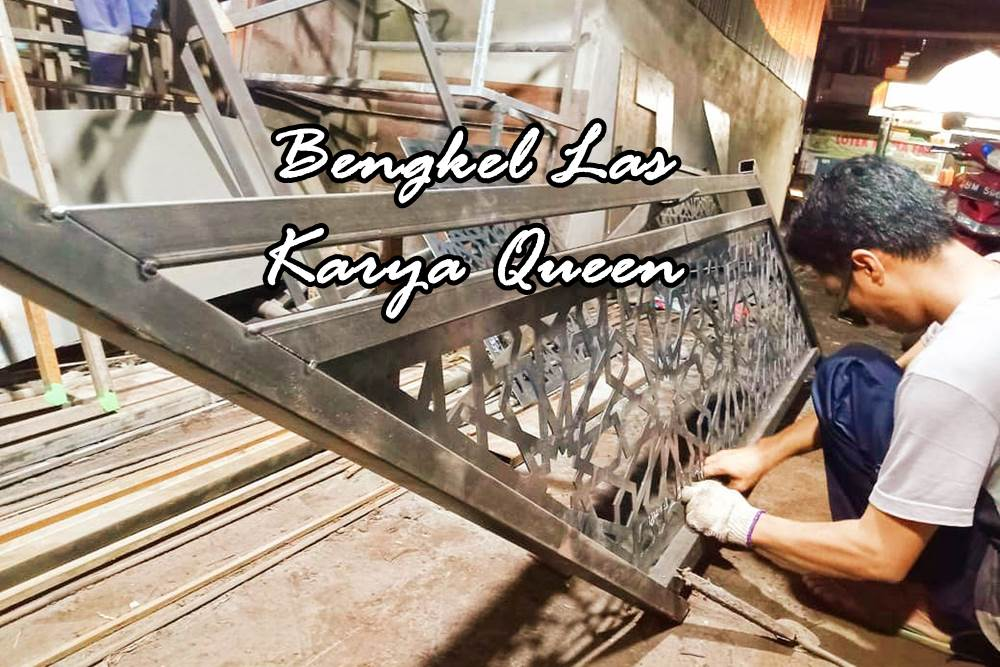 Bengkel Las Karya Queen 2 - Bengkel Las Terdekat Pekanbaru