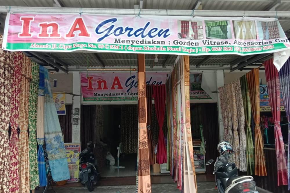 Ina Gorden 1 - Toko Gorden Tempahan Pekanbaru
