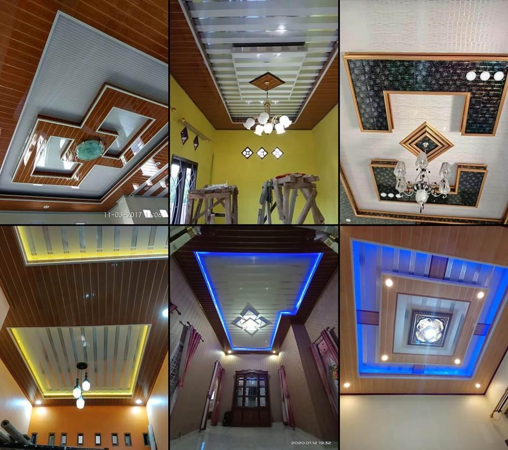 Kenzo Mandiri Roof 8 - Plafon Pekanbaru