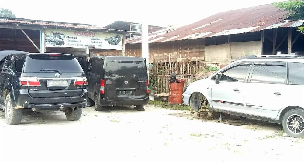 Bengkel Mobil M Speed 3 - Bengkel Mobil M Speed - Bengkel Mobil Daerah Kubang Pekanbaru