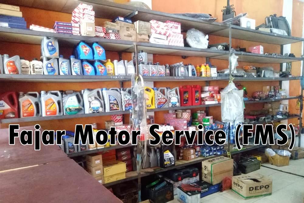 Fajar Motor Service (FMS) - Bengkel Mobil Daerah Delima Panam Pekanbaru