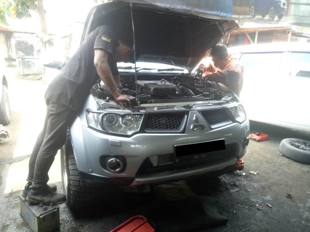 Fajar Motor Service FMS 3 1 - Fajar Motor Service (FMS) - Bengkel Mobil Daerah Delima Panam Pekanbaru