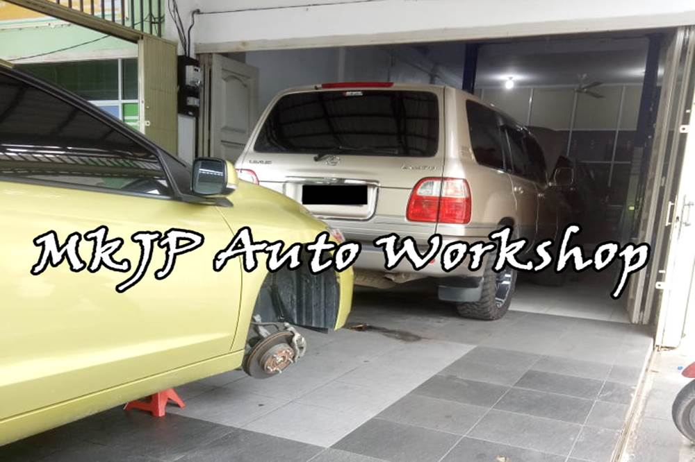 MkJP Auto Workshop 1 - MKJP  AUTO WORKSHOP - Bengkel Mobil Terdekat Daerah Harapan Raya Pekanbaru