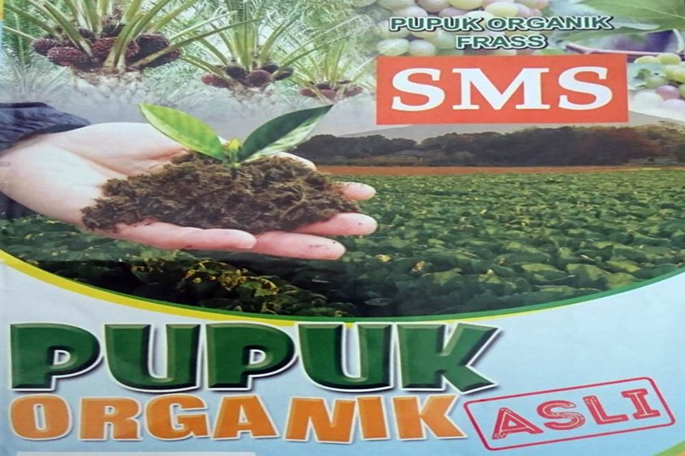 Pupuk Organik Frass - Distributor Pupuk Organik Pekanbaru