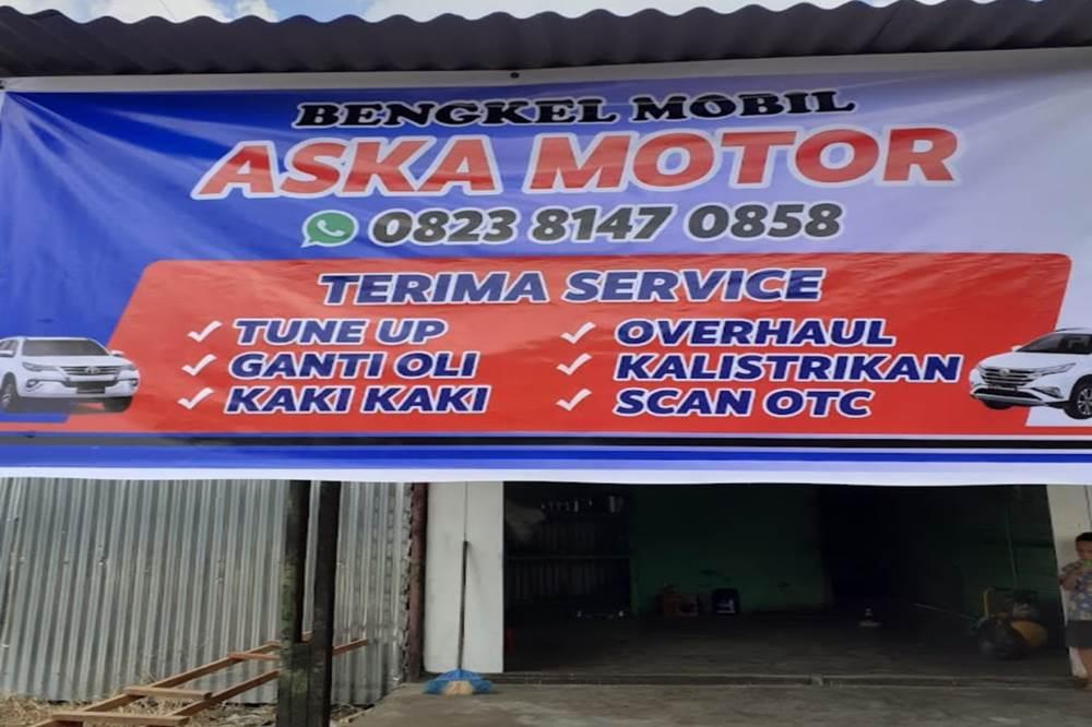 Aska Motor - Gurah Mesin Mobil Daerah Kubang Pekanbaru