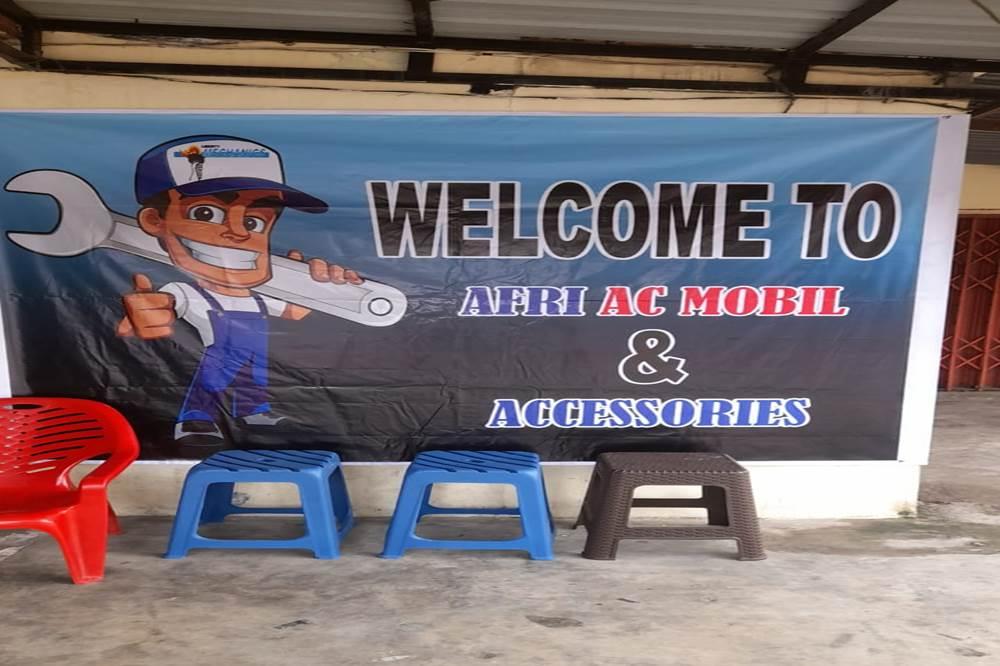 Afri AC Mobil - Bengkel AC Mobil Daerah Parit  Indah Pekanbaru